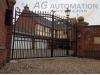 Motor cổng âm sàn Beninca AG-BA500 DC 24v