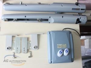 Video test hoạt động của motor cửa cổng tay đòn