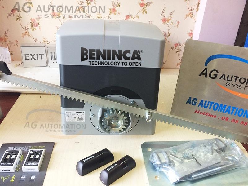 motor cổng trượt beninca AG-B1500