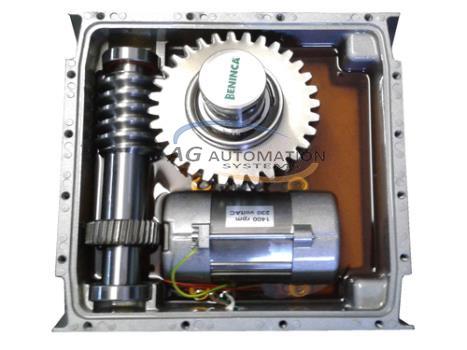 cơ cấu motor âm sàn