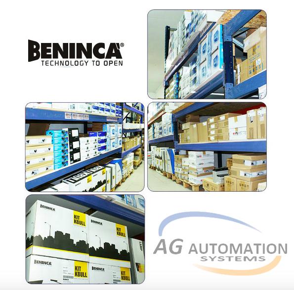 nhà máy motor cổng beninca
