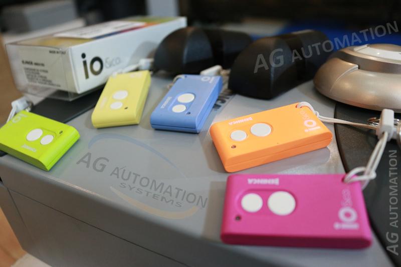 điều khiển remote Beninca AG nhiều màu