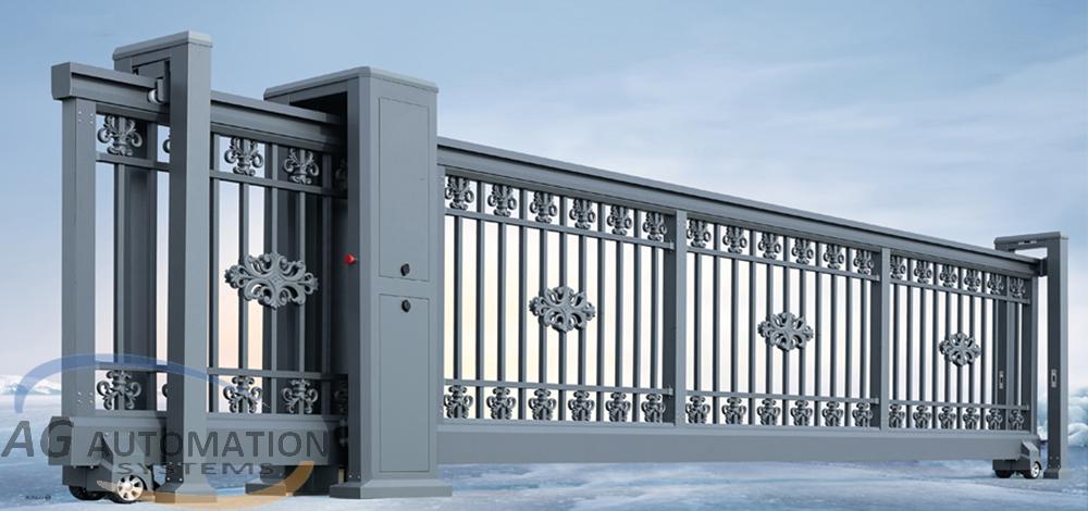 Mẫu cửa cổng