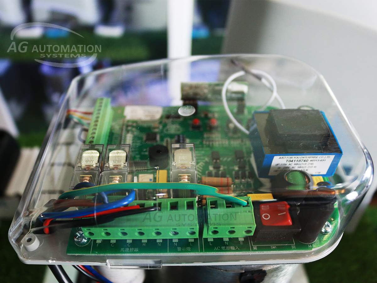 board mạch motor powertech