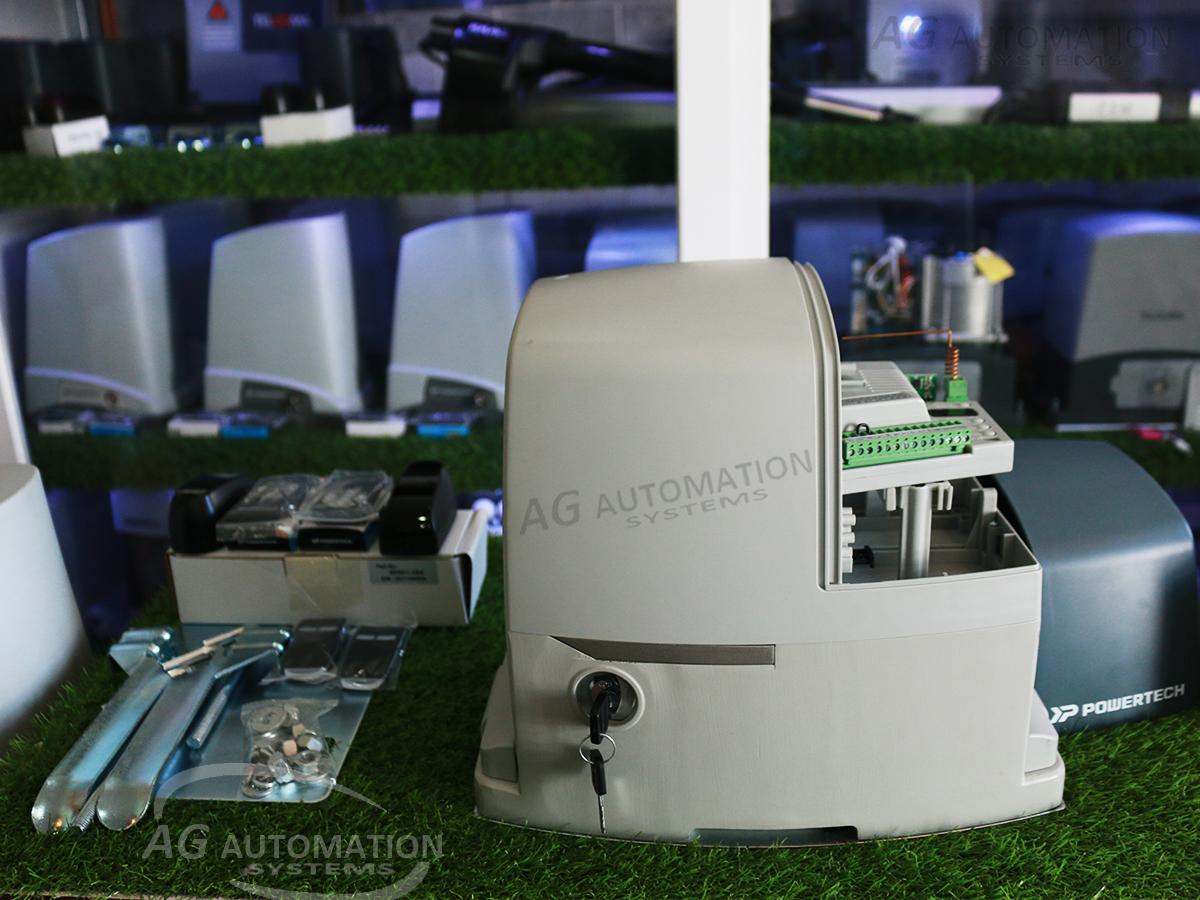motor cổng lùa AG powertech dc 600